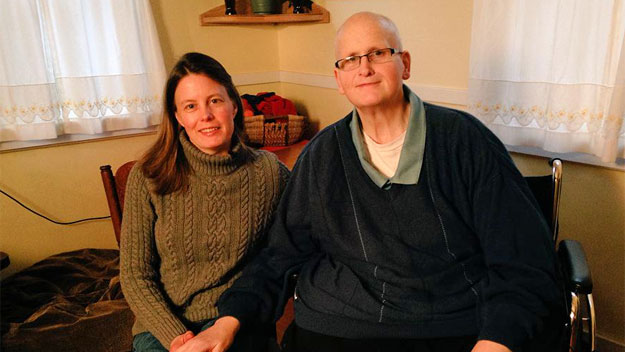 British Man's Quest For Life-Changing Surgery Leads Him To Mass.